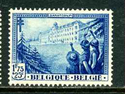 Belgique COB 361 (*) - Unused Stamps