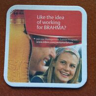 Beer Mat/coaster With PRETTY GIRLS PICTURES - Sotto-boccale