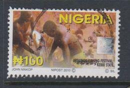 NIGERIA, USED STAMP, OBLITERÉ, SELLO USADO. - Nigeria (1961-...)