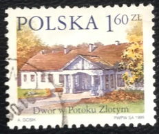 Polska - Poland - P2/51 - (°)used - 1999 - Michel Nr. 3775 - Poolse Landgoederen - 1944-.... Republic
