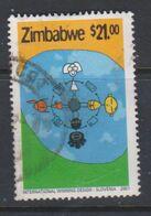 ZIMBABWE, USED STAMP, OBLITERÉ, SELLO USADO. - Zimbabwe (1980-...)