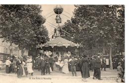 11 - La Fête à NEUILLY  - Manège - Neuilly Sur Seine