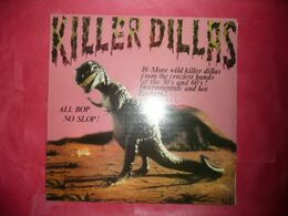 LP33 N°5418 -  KILLER DILLAS - ALL BOP NO SLOP ! - F102 - Rock