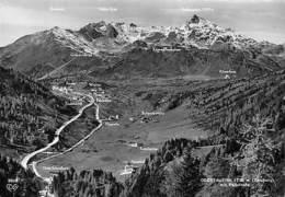 Obertauern Salzburg Mit Passstrasse Gesamtansicht Alpenhof Kesselspitze Wagner - Obertauern