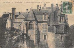 A-20-2854 : SAINT-AIGNAN SUR CHER. CHATEAU - Saint Aignan