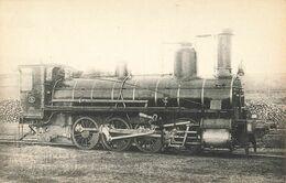 CPA Train - 359 - Locomotives De L'Etat (Ancien Réseau) - Machine N°4024 - Bouaye - Bouaye