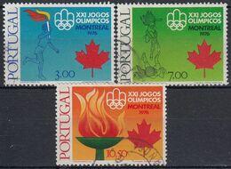 PORTUGAL 1976 Nº 1299/01 USADO - Used Stamps
