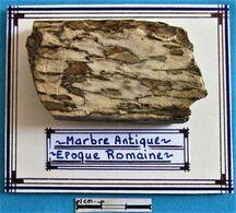 Marbre Antique. Epoque Romaine. - Arqueología
