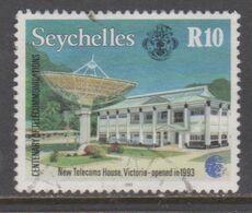 SEYCHELLES, USED STAMP, OBLITERÉ, SELLO USADO - Seychelles (1976-...)