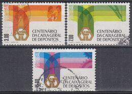 PORTUGAL 1976 Nº 1312/14 USADO - Used Stamps