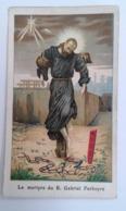 Image Pieuse - Le Martyre Du B. Gabriel Perboyre - Devotion Images