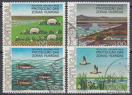 PORTUGAL 1976 Nº 1315/18 USADO - Used Stamps