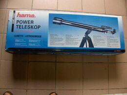 Lunette Astronomique  Télescope Hama Ref 62558 56 525x/60 - Altri