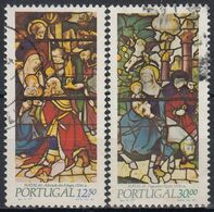PORTUGAL 1983 Nº 1594/95 USADO - Used Stamps