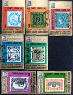 Qu'aiti State In Hadhramaut - P2/52 - (°)used - 1967 - Michel Nr. 98#104a - Stampex - Briefmarken
