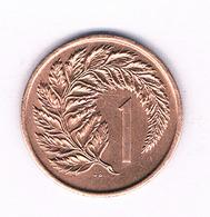 1 CENT 1967 NIEUW ZEELAND /6856/ - Nuova Zelanda