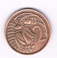 2 CENTS  1967 NIEUW ZEELAND /6857/ - Nuova Zelanda