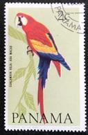 Panama - P2/52 - (°)used - 1965 - Michel Nr. 845 - Vogels - Panama