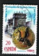SPAGNA (SPAIN)  -  SG 2981 - 1988 VALENCIA RE-CONQUEST ANNIVERSARY  - USED - 1931-Oggi: 2. Rep. - ... Juan Carlos I