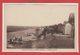 14 - HERMANVILLE --  L'Heure Du Bain - France