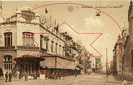 Van Iseghemlaan (Boulevard Van Iseghem) - Koningstraat (rue Royale).....Oostende - Ostende - Ostend (DOOS 5) - Oostende