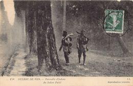 Indian Army - World War I - An Indian Patrol - Inde