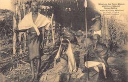 OUGANDA -Pasteurs Bahima (Hima) - Ed. Missions Des Pères Blancs - Ouganda