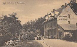 MAREDSOUS / HOTELLERIE DE MAREDSOUS - Anhée