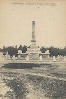 Saint Mihiel   Monument Et Ossuaire Du Bois D'Ailly - Saint Mihiel