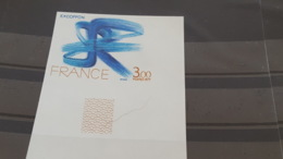 LOT513352 TIMBRE DE FRANCE NEUF** LUXE NON DENTELE N°1951 VALEUR 80 EUROS - Imperforates