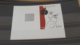 LOT513351 TIMBRE DE FRANCE NEUF** LUXE NON DENTELE N°1950 VALEUR 80 EUROS - Imperforates