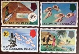 Solomon Islands 1977 Malaria Eradication MNH - British Solomon Islands (...-1978)