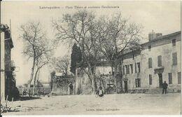 Labruguiere  Place Thiers Et  Ancienne Gendarmerie - Labruguière