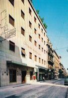PALERMO-GRANDE ALBERGO=SOLE=-CARTOLINA VERA FOTOGRAFIA NON VIAGGIATA - Palermo