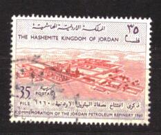 Jordanie / Jordan 365 Used (1961) - Jordania