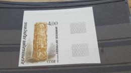 LOT513374 TIMBRE DE FRANCE NEUF** LUXE NON DENTELE N°2299 VALEUR 80 EUROS - Imperforates
