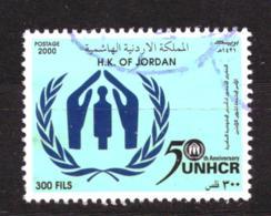 Jordanie / Jordan 1775 Used (2000) - Jordania