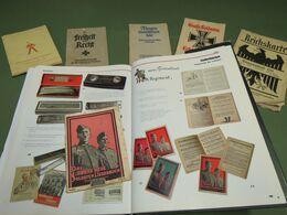 5 LIVRES + 1 CARTE POUR LES LOISIRS DE VOTRE SOLDAT ALLEMAND 1939/45 - 1939-45