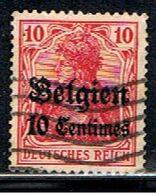 BELGIQUE 1995 // YVERT 3  // 1914 - Invasion