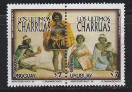 URUGUAY, USED STAMP, OBLITERÉ, SELLO USADO. - Uruguay