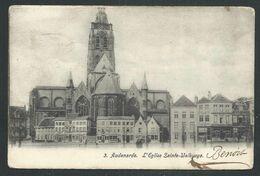 +++ CPA - OUDENAARDE - AUDENARDE - Eglise Ste Walburge  // - Oudenaarde