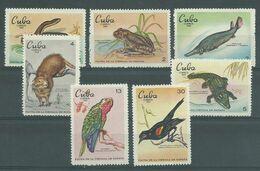 200036394  CUBA YVERT    Nº  1361/7  **/MNH - Nuevos