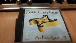 Folk Celtique - Ar Korrigan -  Vol 2 - Distrimusic - Musiques Du Monde
