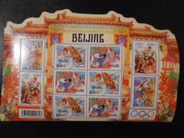 FRANCE BF 122 J.O. DE PEKIN** - Blocs & Feuillets