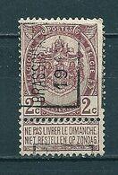 1777 Voorafstempeling Op Nr 55 - BRASSCHAET 1912 -  Positie A - Precancels