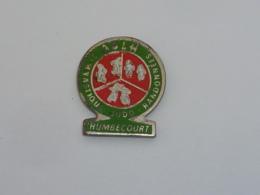 Pin's CLUB MULTISPORTS D HUMBECOURT - Pin's