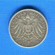 All  2  Mark  1903 - [ 2] 1871-1918: Deutsches Kaiserreich