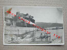 Montenegro / Herceg Novi - Station And Port,train, Stanica I Pristanište ( 1932 ) / Old Photo Postcard - Montenegro