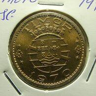 Portuguese Timor 1 Escudo 1970 - Portugal