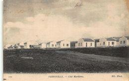 Algeria Ferryville Cite Maritime Panorama Postcard - Otros